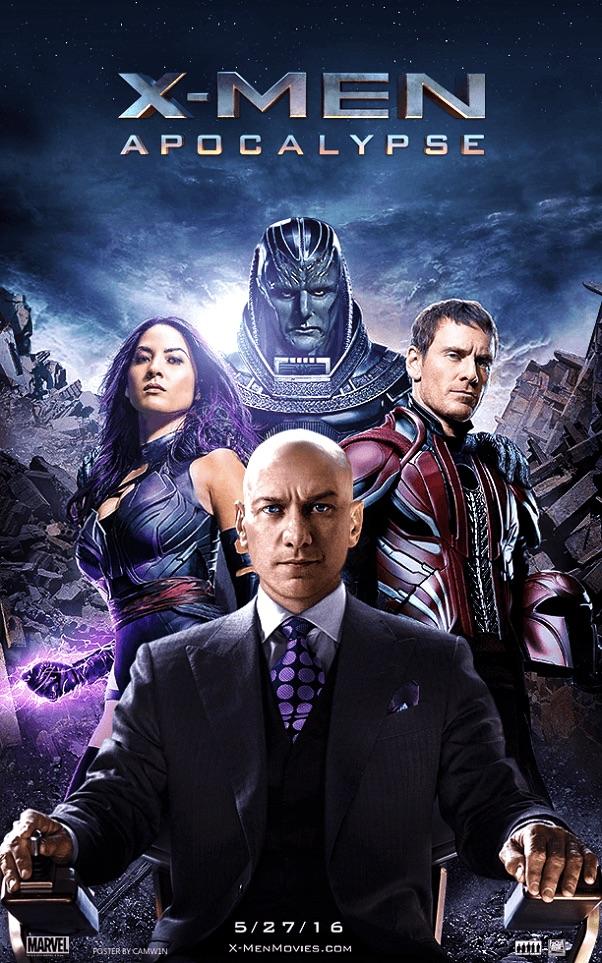 10 Fantásticos Fondos de pantalla de X-Men Apocalipsis - Image 10 - professor-falken.com