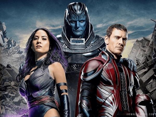 10 Fantásticos Fondos de pantalla de X-Men Apocalipsis - Image 3 - professor-falken.com