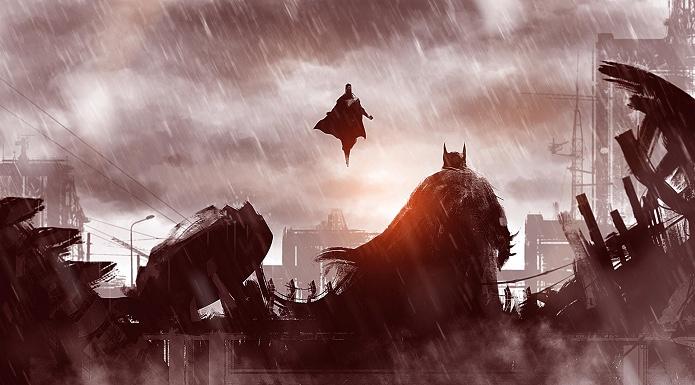 11 plus spectaculaire démonstration de fonds de Batman vs Superman à l'aube de la Justice - Image 10 - Professor-falken.com