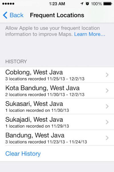 Cómo acceder al historial de ubicaciones en tu iPhone - Image 4 - professor-falken.com
