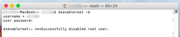 Como ativar o usuário root no Mac OS X - Imagem 3 - Professor-falken.com