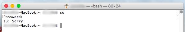 Como ativar o usuário root no Mac OS X - Imagem 4 - Professor-falken.com