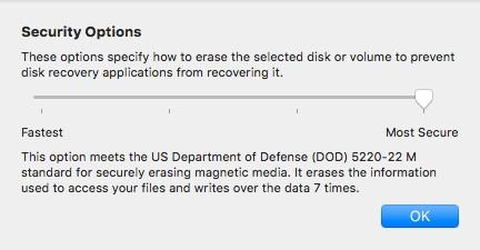 Comment faire pour supprimer, en toute sécurité, un disque dur Mac - Image 3 - Professor-falken.com