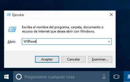 Comment supprimer ou effacer le cache depuis le magasin Windows app store - Image 1 - Professor-falken.com