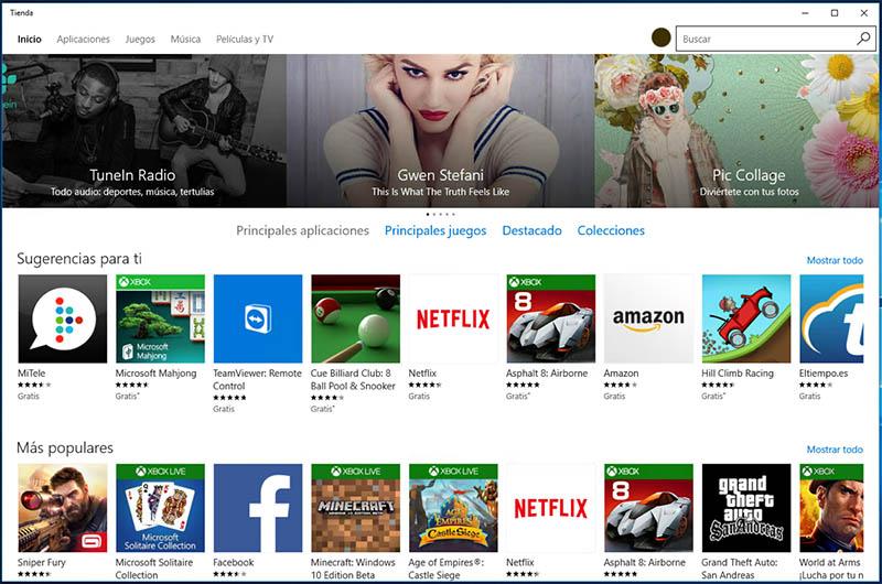 Comment supprimer ou effacer le cache depuis le magasin Windows app store - Image 2 - Professor-falken.com
