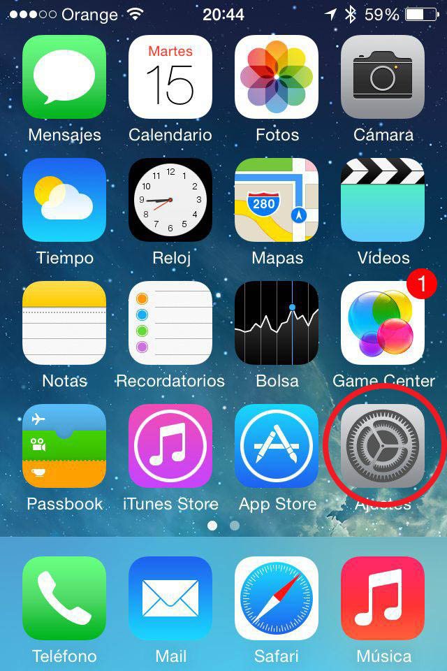 如何禁用 iMessage 在 iPhone 上 - 图像 1 - 教授-falken.com
