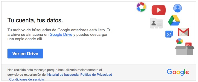 どのように Google での検索の履歴をダウンロードするには - イメージ 5 -教授-falken.com