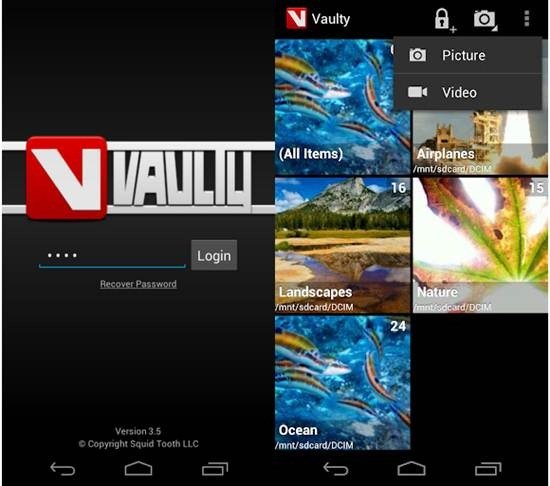 Как скрыть фотографии на Android - Изображение 4 - Профессор falken.com