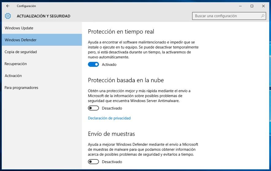 कैसे अपने Windows बनाने के लिए 10 सबसे सुरक्षित संभव हो - छवि 7 - प्रोफेसर-falken.com