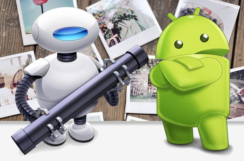 Как автоматически импортировать фотографии из вашего андроида на фотографии вашего Mac приложения