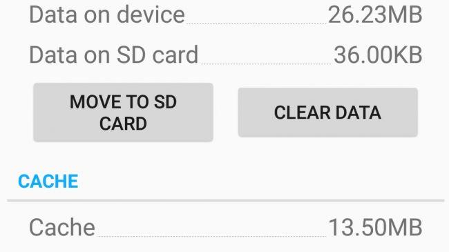 Comment faire pour déplacer vos applications Android téléphone vers la carte SD - Image 1 - Professor-falken.com