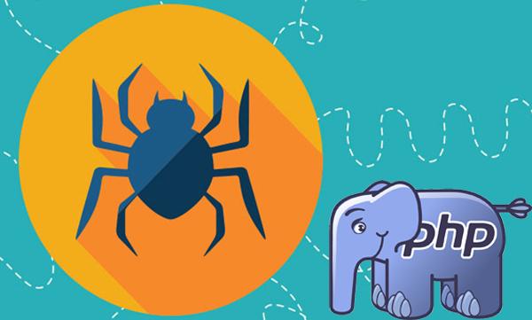 Как получить содержание веб-сайта в PHP. Получите ваш собственный гусеничные.