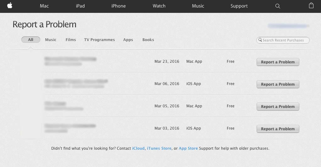 Come ottenere il rimborso o restituzione di un acquisto in Google Play Store o App Store - Immagine 5 - Professor-falken.com