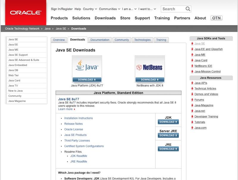 Что вам нужно начать программирование на Java - Изображение 1 - Профессор falken.com
