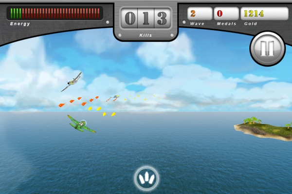 Top 5 de los mejores juegos de combate aéreo para Android - Image 2 - professor-falken.com