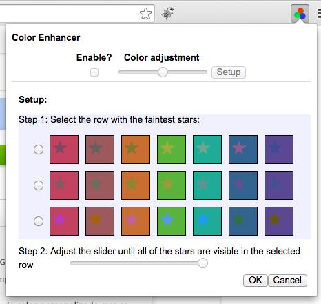Une extension pour Chrome qui permet aux utilisateurs aveugles de voir le web - Image 3 - Professor-falken.com