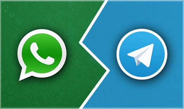 10 所以使用中 WhatsApp 的壁纸, 电报或你最喜欢的信使应用