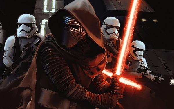 10 Papéis de parede de Star Wars Episódio VII galácticos - O despertar da força - Imagem 7 - Professor-falken.com