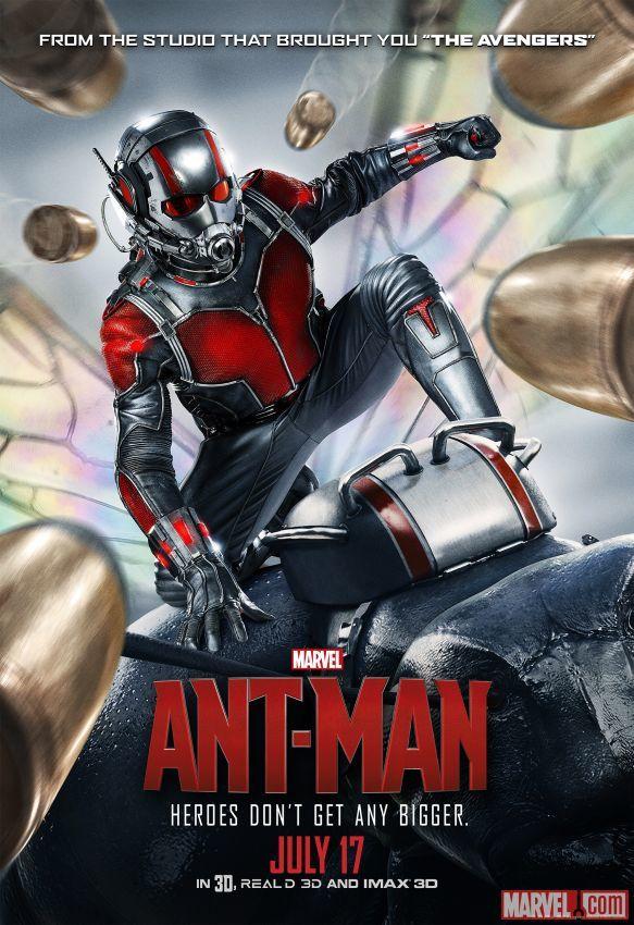 10 grands fonds d'écran d'une autre de super-héros Marvel, Ant-Man - Image 2 - Professor-falken.com