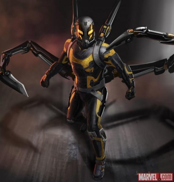 10 grands fonds d'écran d'une autre de super-héros Marvel, Ant-Man - Image 7 - Professor-falken.com