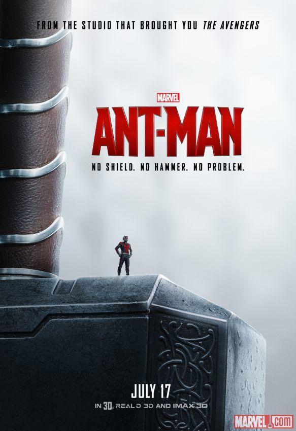 10 grands fonds d'écran d'une autre de super-héros Marvel, Ant-Man - Image 8 - Professor-falken.com