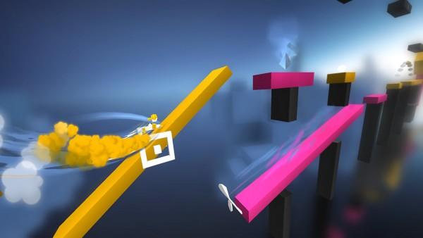 Chamäleon-Run, eine sehr visuelle Plattform-Läufer - Bild 2 - Prof.-falken.com