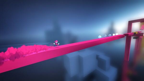 Chamäleon-Run, eine sehr visuelle Plattform-Läufer - Bild 3 - Prof.-falken.com