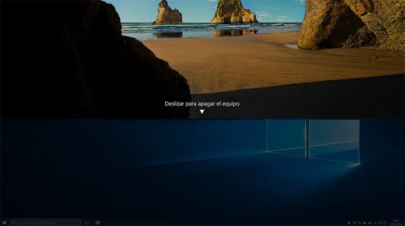 Como desligar o computador, deslizando o mouse, em Windows 10 - Imagem 3 - Professor-falken.com