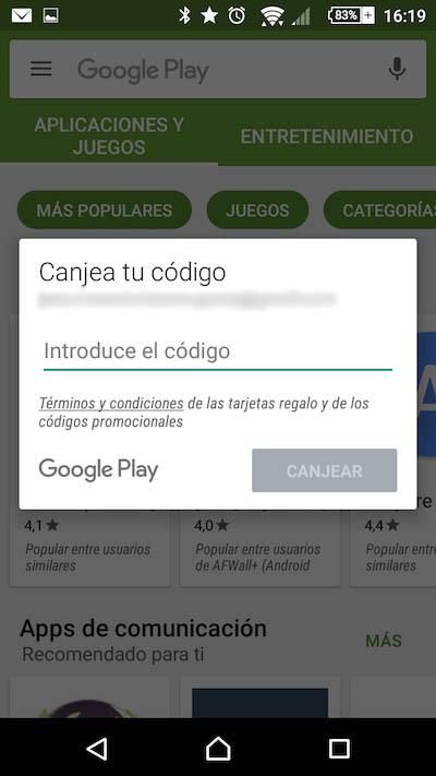 Come utilizzare un codice promozionale in Google Play Store - Immagine 3 - Professor-falken.com