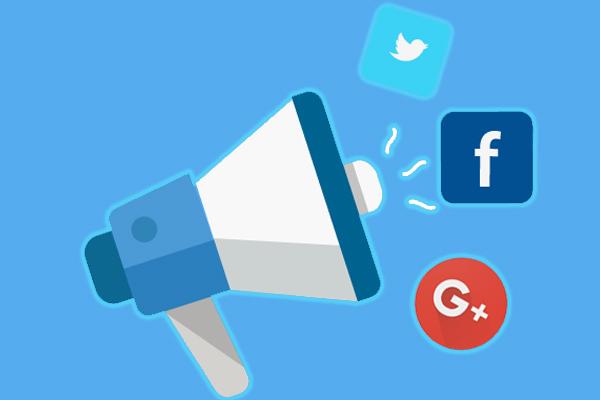Facebook 上の URL を共有する方法, Twitter や Google +