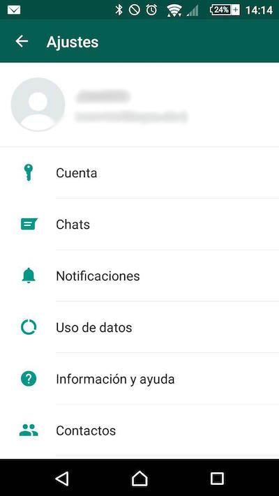 Come configurare WhatsApp download evitando consumo dei vostri dati di tasso - Immagine 2 - Professor-falken.com