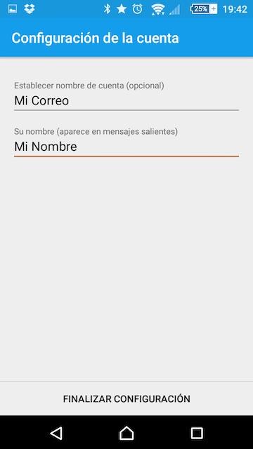 Comment configurer un compte de messagerie POP ou IMAP sur votre téléphone mobile Android - Image 6 - Professor-falken.com