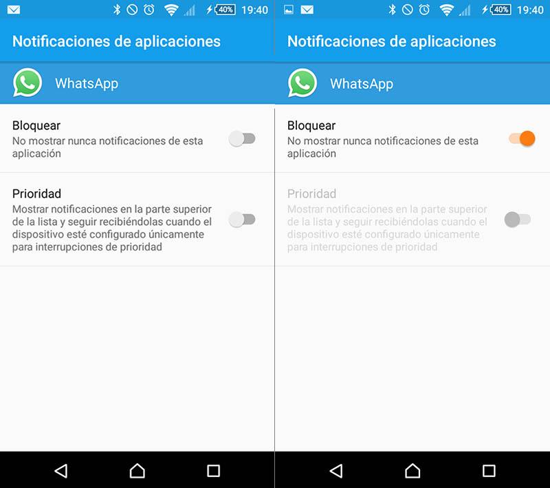 Comment faire pour désactiver les notifications de partir d'une application sur Android - Image 3 - Professor-falken.com