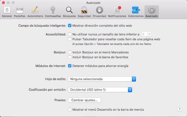 Come visualizzare l'URL completo nella barra indirizzo di Safari sul vostro Mac - Immagine 2 - Professor-falken.com