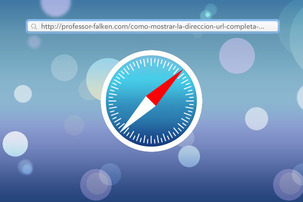 Come visualizzare l'URL completo nella barra indirizzo di Safari sul vostro Mac
