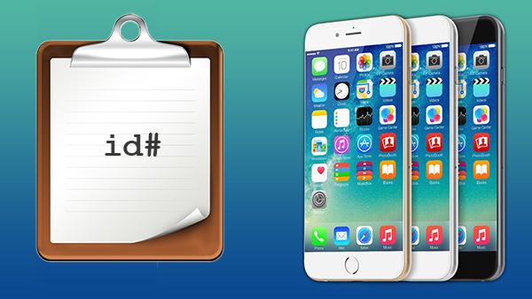 Como obter o ID do dispositivo de um iPhone ou iPad em iOS Objective-C