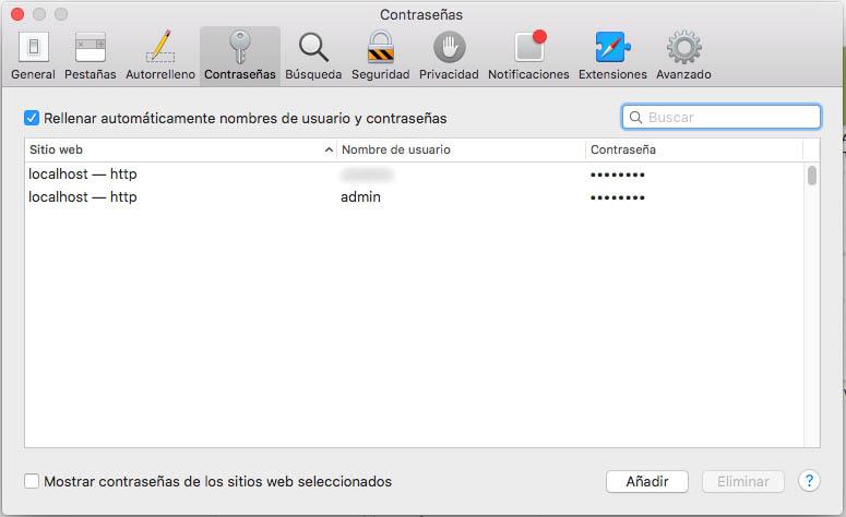 Anzeigen von gespeicherten Passwörter von Websites in Safari besucht - Bild 2 - Prof.-falken.com