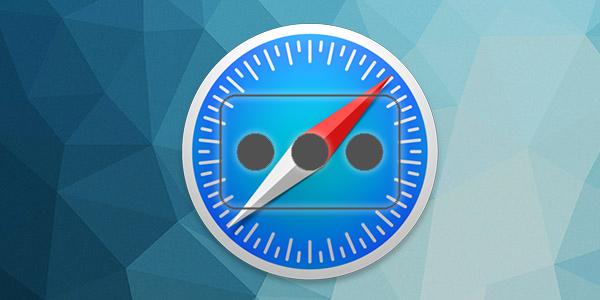 Τρόπος προβολής των αποθηκευμένων κωδικών πρόσβασης, ιστοσελίδες επισκέφθηκε στο Safari