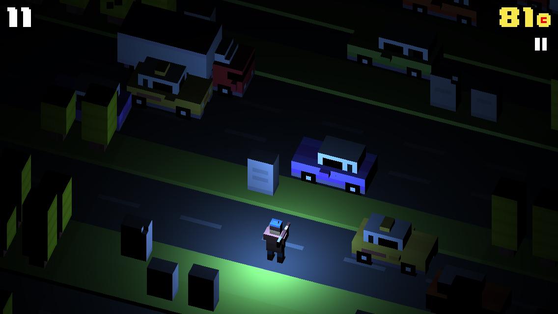 Crossy Road, una versione moderna del gioco della rana che attraversa la strada - Immagine 5 - Professor-falken.com