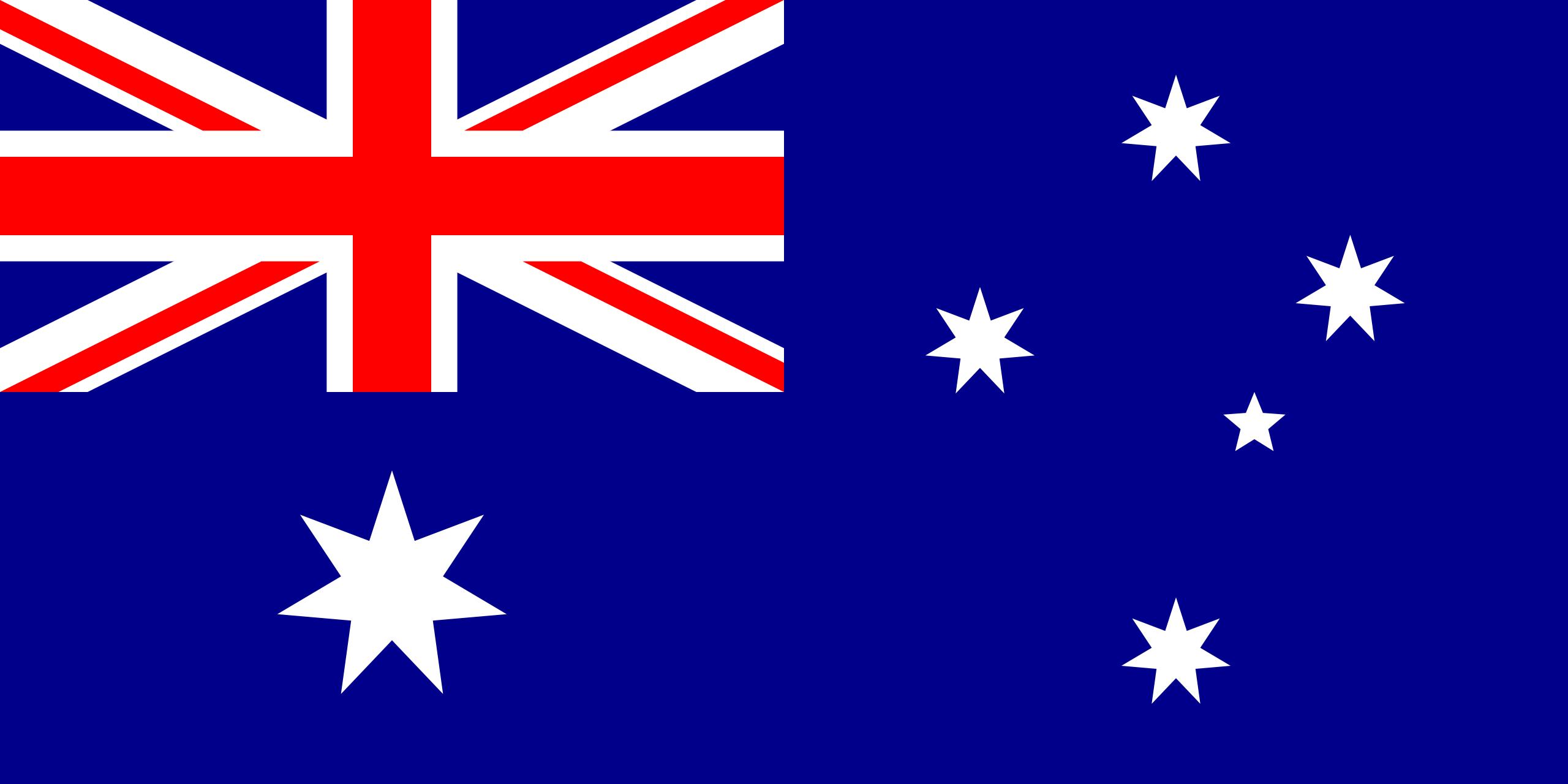 australia, país, Brasão de armas, logotipo, símbolo - Papéis de parede HD - Professor-falken.com