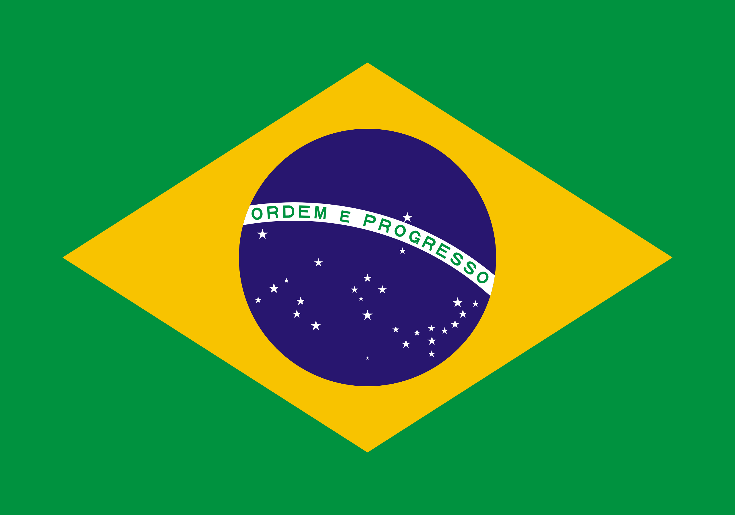 Brazilien, Land, Emblem, Logo, Symbol - Wallpaper HD - Prof.-falken.com