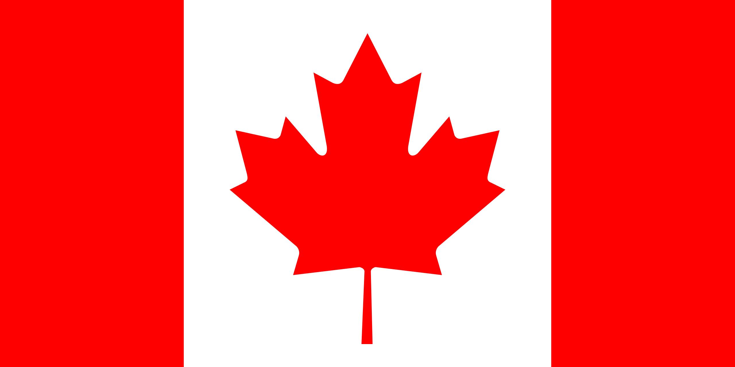 canadá, pays, emblème, logo, symbole - Fonds d'écran HD - Professor-falken.com