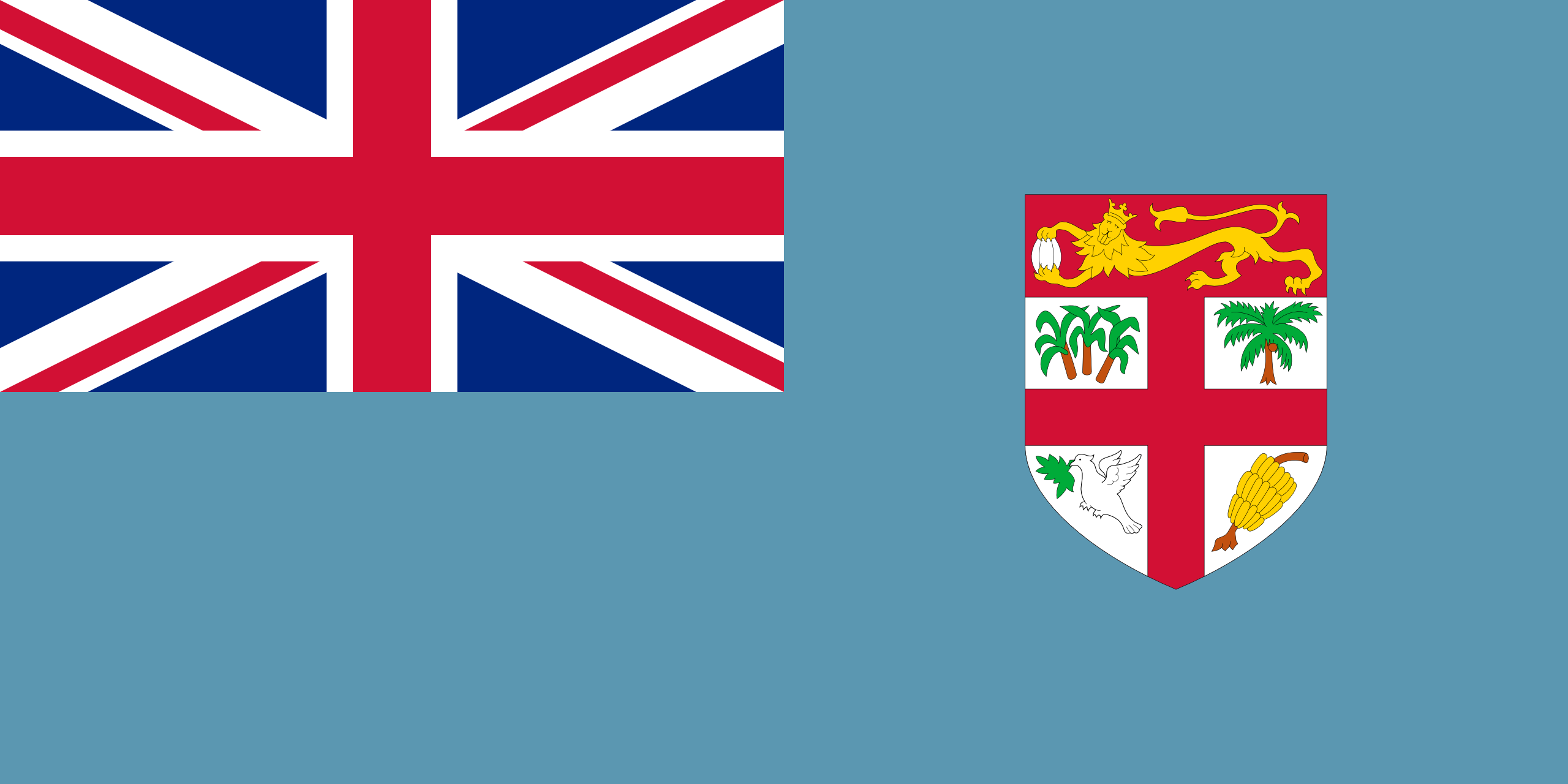 fiyi, país, emblema, insignia, σύμβολο - Wallpapers HD - Professor-falken.com