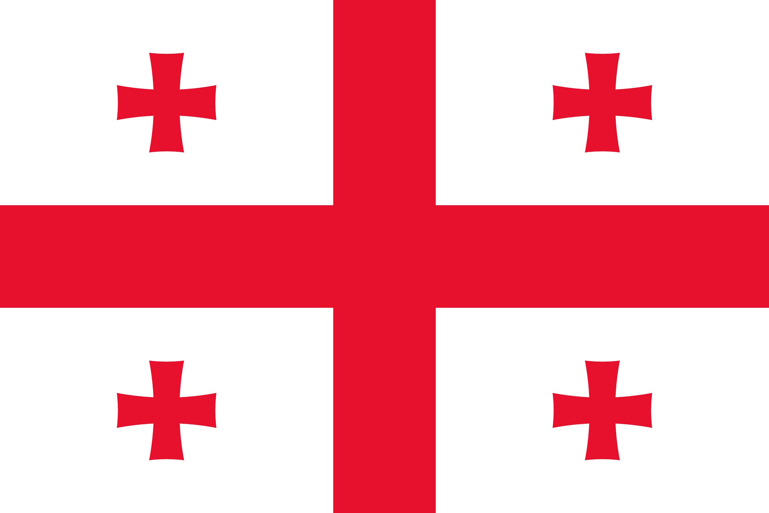 georgia, pays, emblème, logo, symbole - Fonds d'écran HD - Professor-falken.com