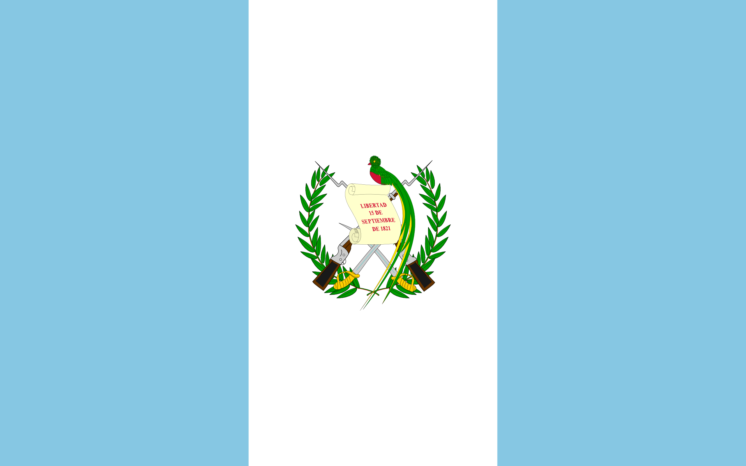 guatemala, país, emblema, insignia, σύμβολο - Wallpapers HD - Professor-falken.com