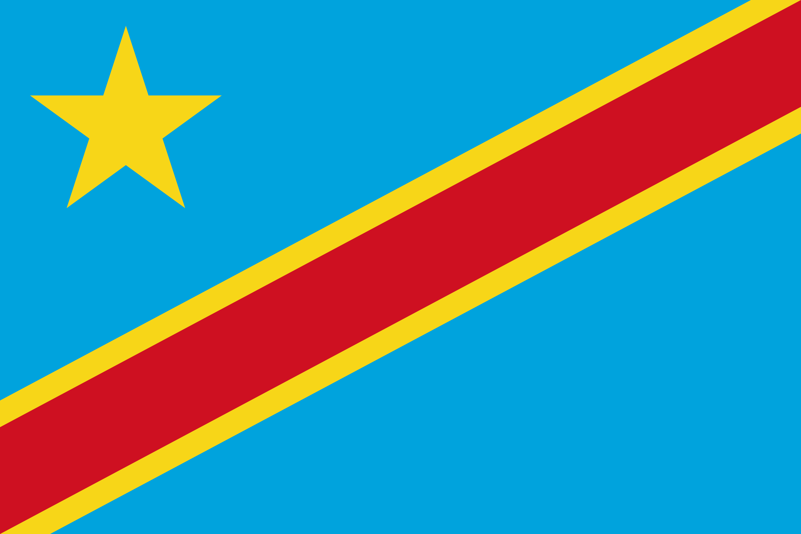república democrática del congo, pays, emblème, logo, symbole - Fonds d'écran HD - Professor-falken.com