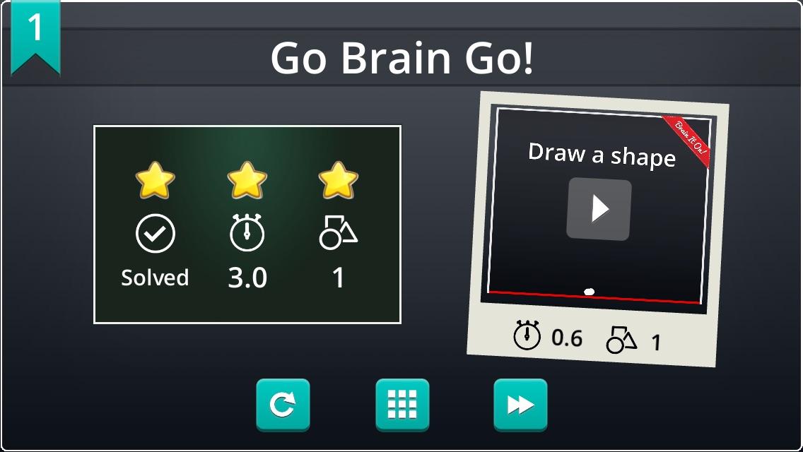 Cérebro-lo na!, um verdadeiro quebra-cabeças com múltiplas soluções - Imagem 5 - Professor-falken.com