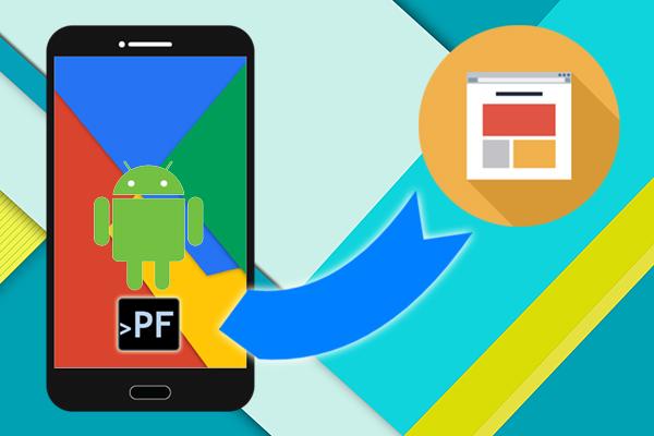 Chrome からあなたの Android 携帯電話のホーム画面に web サイトを追加する方法