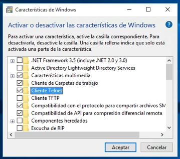 Wie installiere ich das Telnet-Dienstprogramm in Windows 10 - Bild 3 - Prof.-falken.com