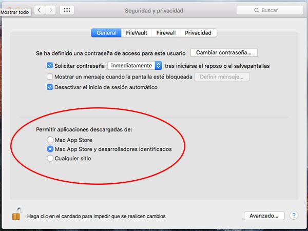 Cómo proteger tu Mac de software malicioso o malware - Image 2 - professor-falken.com